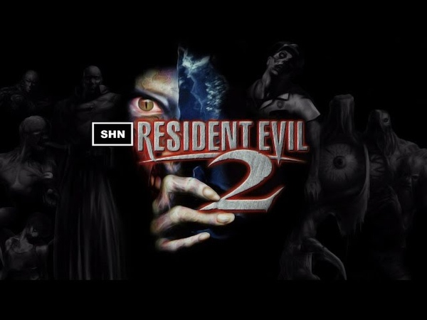 Resident Evil 2 PSone Claire A Leon B HD 1080p Lets Play Longplay No Commentary