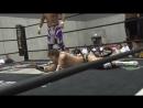 KUDO Masahiro Takanashi Lowther vs Kazuki Hirata Sanshiro Takagi Toru Owashi DDT Road to Ryogoku 2018