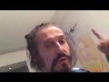 Джигурда опубликовал видео с его пьяной женой Мариной Анисиной 2016