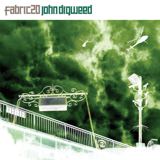 John Digweed альбом fabric 20: John Digweed