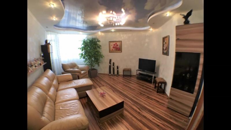 Купить трехкомнатную с мебелью и техникой в ЖК «Черноморская Ривьера»