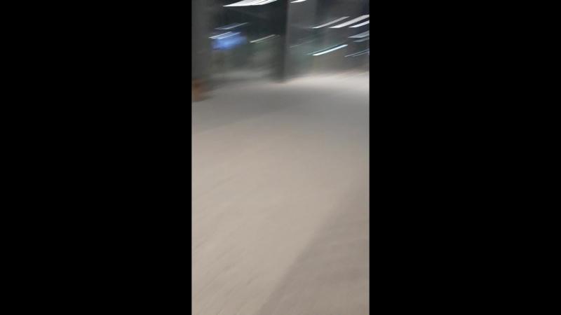 Астанага келген сәт