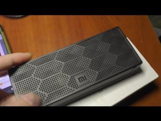 XiaoMi Bluetooth 4.0 Speaker Блютуз колонка сяоми