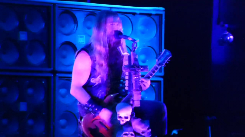 Black Label Society - Trampled Down Below live 01⁄31⁄2018 PlayStation Theater, NYC