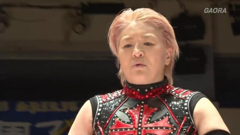 AKINO Sonoko Kato Kaho Kobayashi Shoko Sekiguchi vs Aoi Kizuki Yumiko Hotta Kaori Yoneyama Koharu Hinata OZ Academy