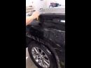защита передней части автомобиля полиуретановой плёнкой Neverscratch