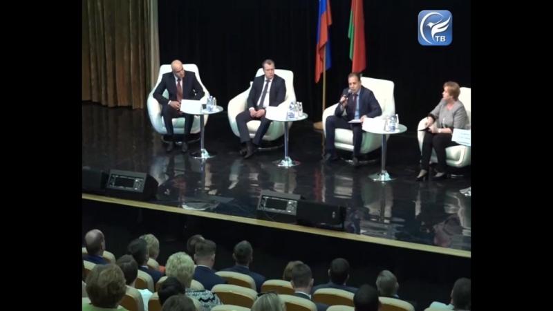 Вологодская область презентовала торгово-экономический потенциал в Белорусской торгово-промышленной палате