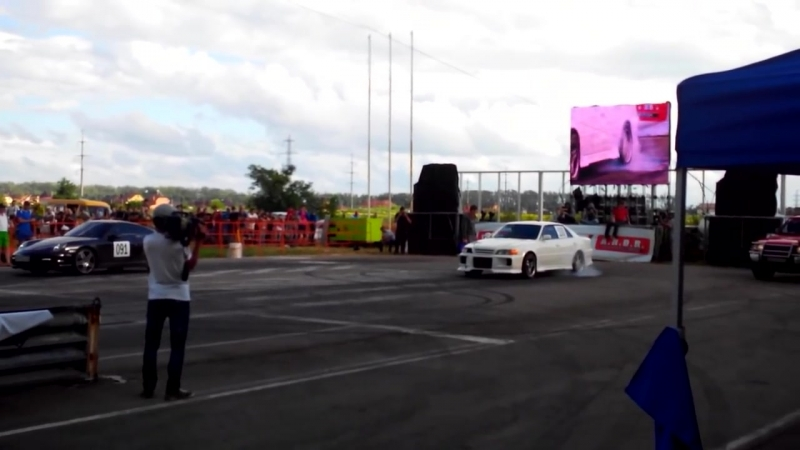 [Дмитрий Корнеев] Porsche 911 Turbo VS Toyota Chaser