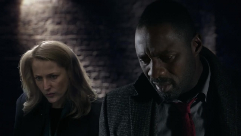 Sherlock, Luther and DSI Gibson team-up - Pure Drama_ Trailer - BBC