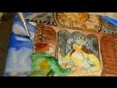 Русская Народная Сказка в живописи: СИВКА БУРКА (художник Буянов Дмитрий)