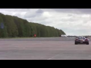 Самый быстрый серийный автомобиль в мире! Максимальная скорость 460 км_ч! Мирово