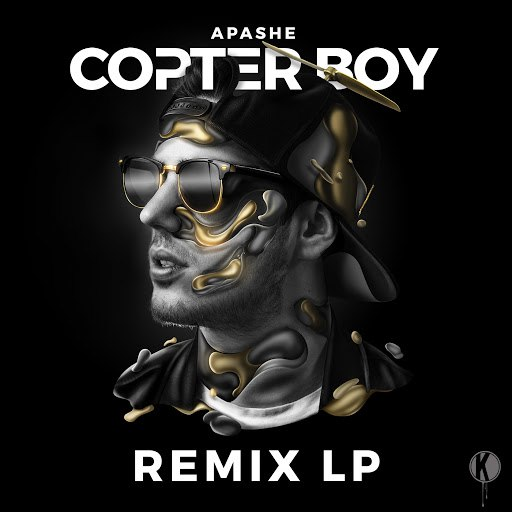 Apashe альбом Copter Boy Remix LP