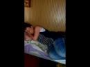 жена спит 1