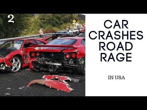 АВТОКАТАСТРОФЫ, ДОРОЖНАЯ ЯРОСТЬ CAR CRASHES, ROAD RAGE COMPILATION 3