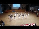 Первенство Европа-Азия по танцам! Tesla kids  заняли 1 МЕСТО! Урааа