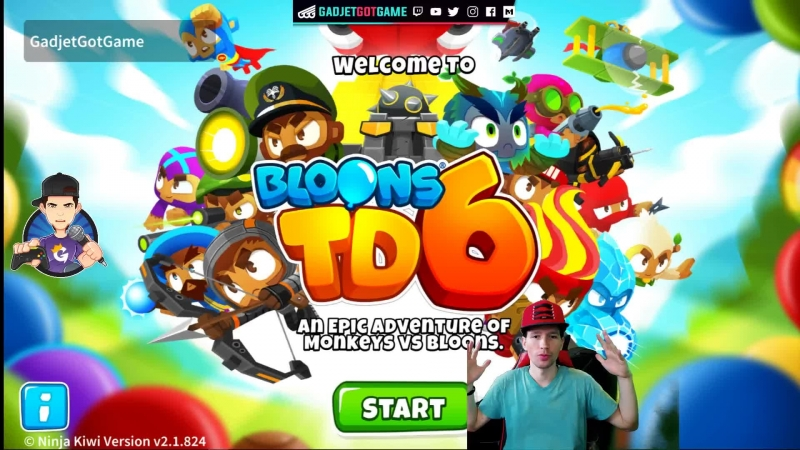 [ENG/ESP] Dealin' Wit' the Popparazzi in Bloons TD6