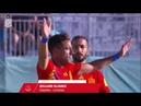 Top 5 | Goles de la Selección Española de fútbol playa | Nazaré (Portugal)