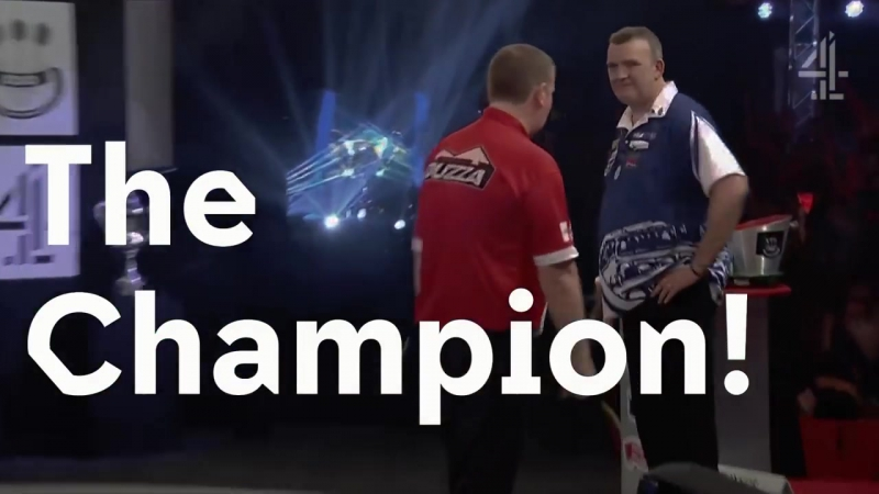 Boro fan Glen Durrant wins BDO World Professional Darts Championships title