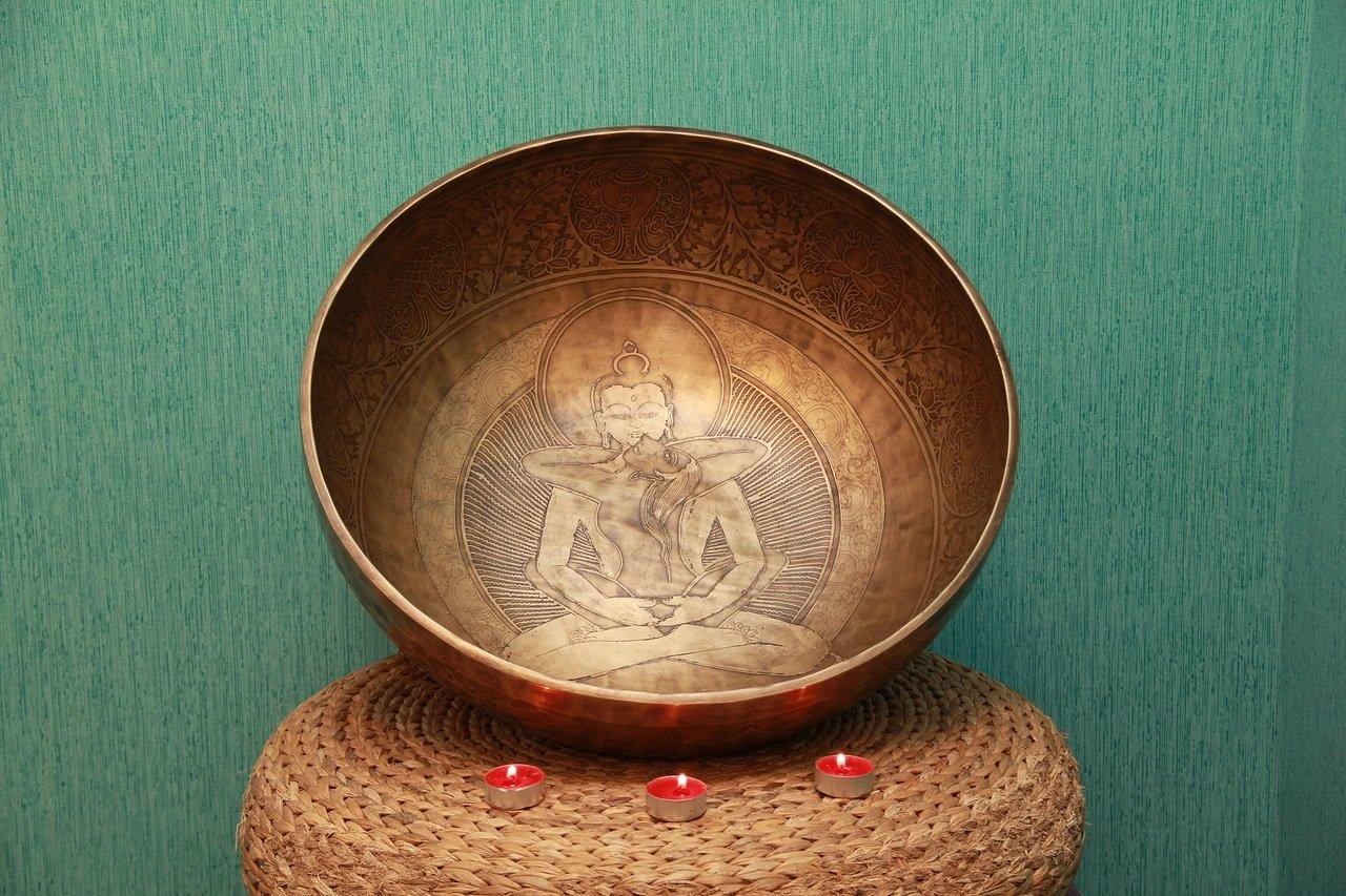 Афиша Нижний Новгород Звукотерапия души. МЕДИТАЦИЯ с тибетскими чашами