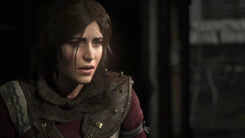 Прохождение Rise of the Tomb Raider Защитница 20