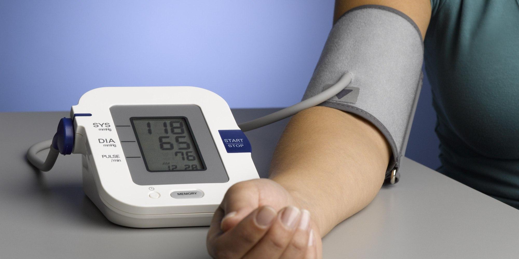 Монитор измерения артериального давления
