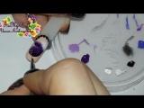 ❄ ВАРЕЖКА на ногтях ❄ ЗИМНИЙ дизайн ногтей ❄ Дизайн ногтей гель лаком ❄