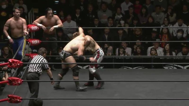 NJPWROH Honor Rising Day 2 - 24.02.2018