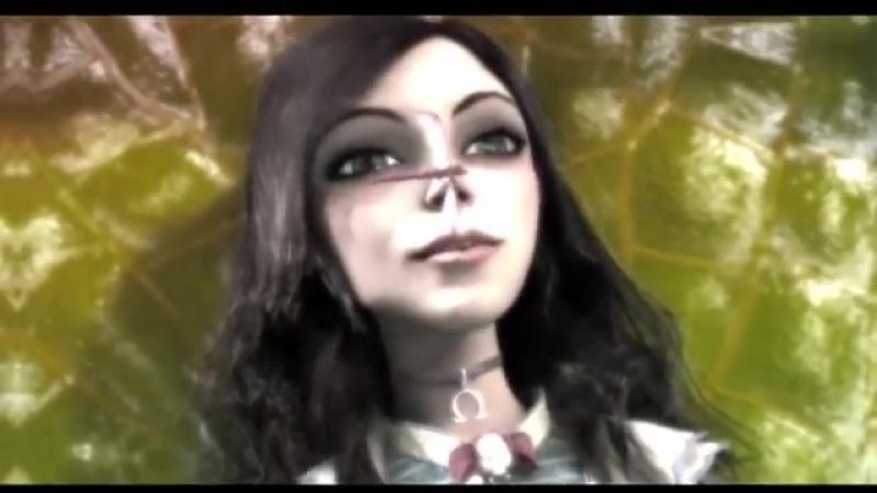 Alice madness returns: games vines