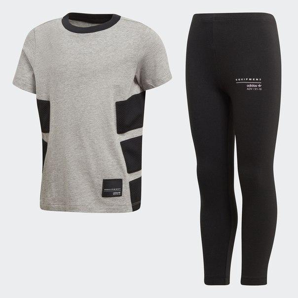 Комплект: футболка и шорты EQT