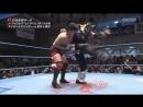 Black Spider, Black Tiger vs. Koji Iwamoto, Yusuke Okada AJPW - Starting Over 2017 - Day 4