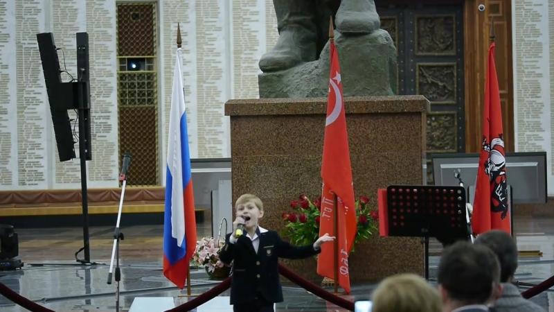 Том Пушин – «Я люблю тебя, Россия»