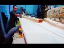 Чтобы сделать каноэ для начала нужно убиться и нарезать 80 маленьких палочек по 5 метров