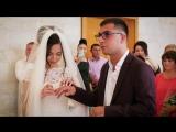 Анжелика и Арсен свадебный клип