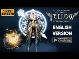 Fellow- Eternal Clash English Gameplay MMORPG Open World Android