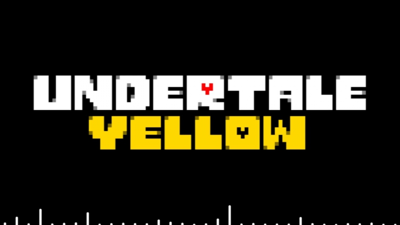 Undertale Yellow OST_ 07 - In Darkness