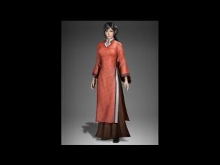 PS4\XBO - Dynasty Warriors 9 Art Portfolio