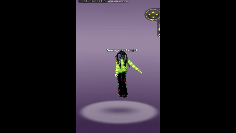 Street dance from IMVU fits for everything