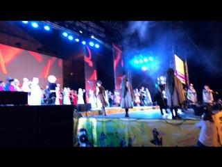 Гала-концерт Студенческой Весны часть 2