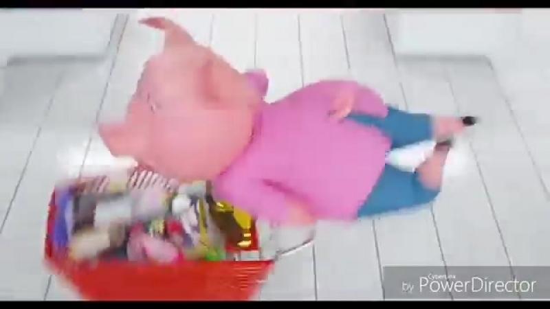 Свинья просто супер