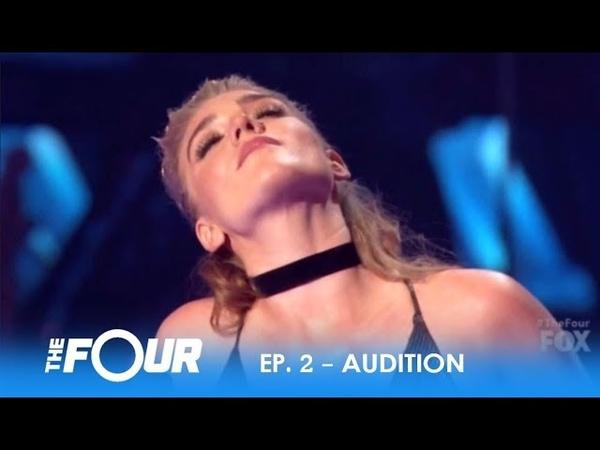 Stelle Amor Nashville Girl Brings SEXY SOULternative Music! | S2E2 | The Four