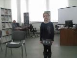 Презентация журнала Северная окраина № 39 Корнеева Катя Про кота 2017-02-17