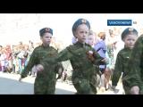 Детский парад Победы в Иванове