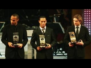 Роналдиньо презентует БМ
