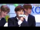 ЧанБэки мешают Сухо || 150406 EXO Naver Starcast