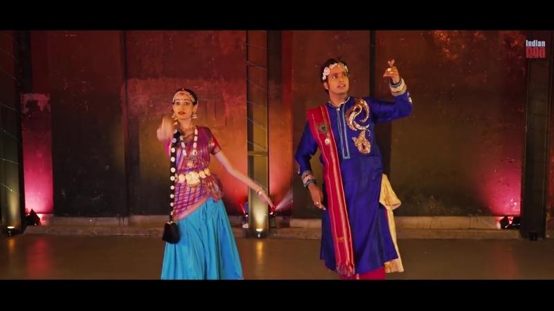 Jao Jao_ Kathak Kuchipudi Dance