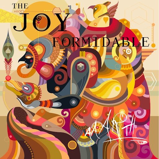 The Joy Formidable альбом AAARTH