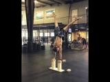 Miguel Santana - One arm basic