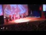 Отчетный концерт ДК Агрегатный. Танцевальная студия Фрэш. Маша