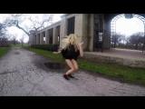 Веселые частушки (shuffle dance) HD