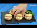 Корзинки для салата необычайно вкусный и оригинальный способ подать закуску